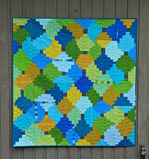 Sidestep, a Courthouse Colourplay quilt