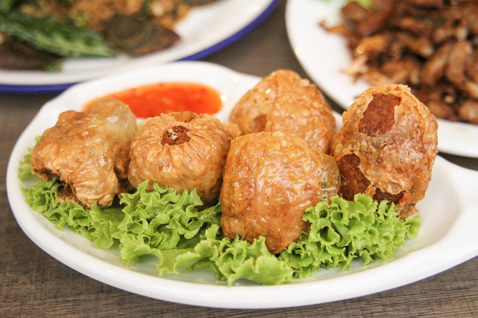Penguin's Kitchen Ngoh Hiong Crab 2