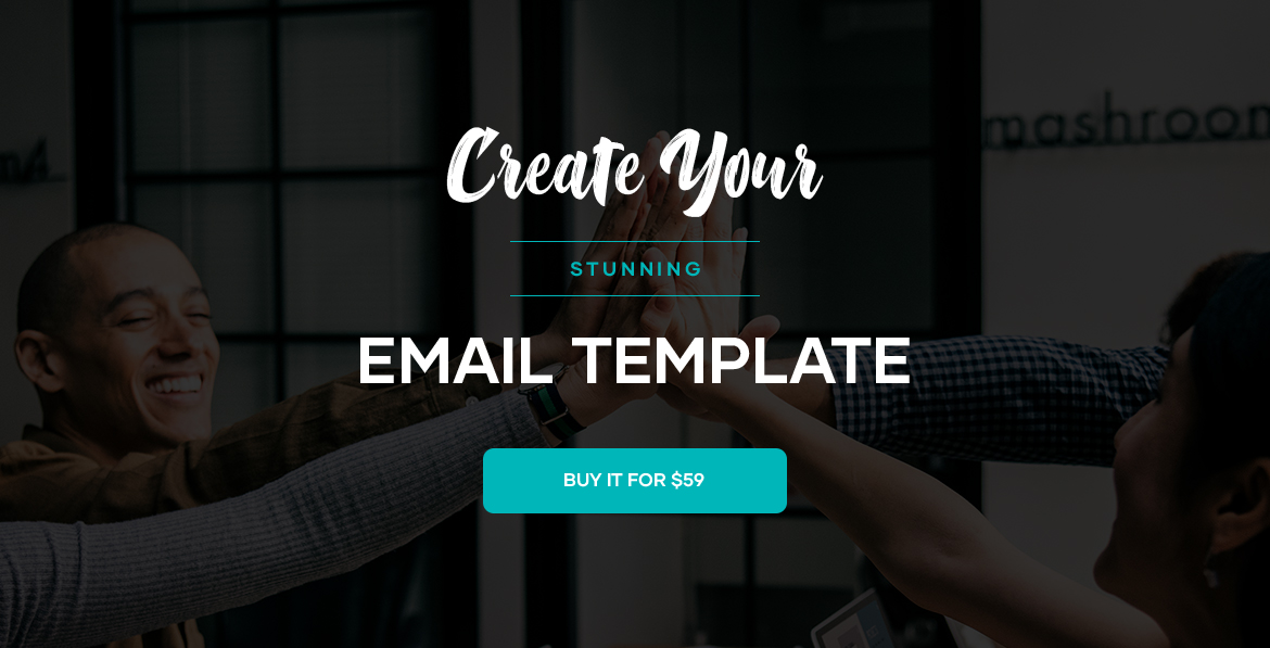 Rate this theme 5 stars - Leo Dove PrestaShop Email Template