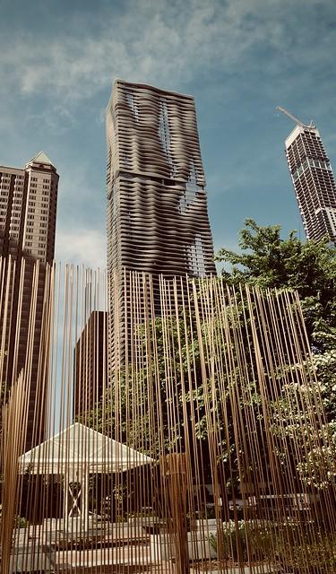 Aqua Building - Chicago IL