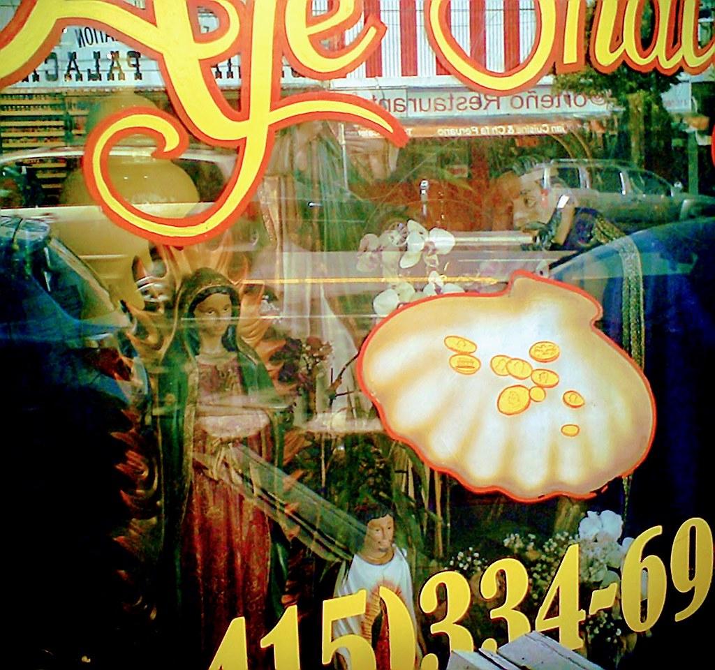 toy digital - bag of gold and half seen saints