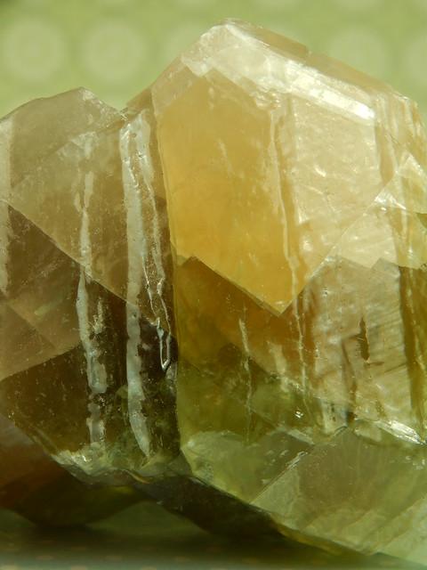 1 Green Calcite