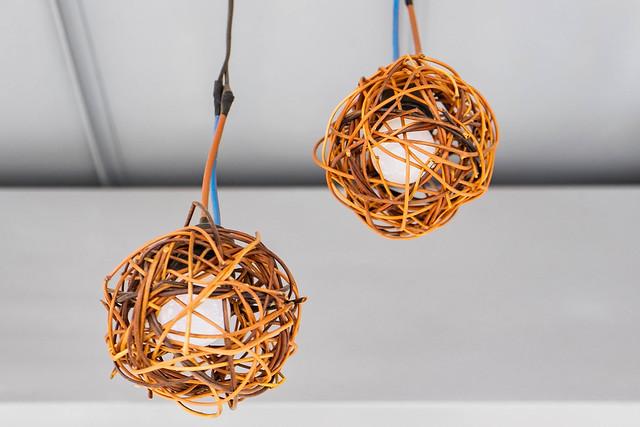 Creative design of lighting fixture