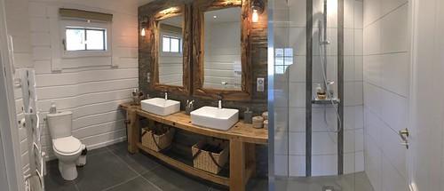 panoramique salle de bain