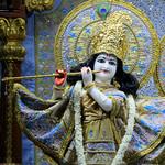 ISKCON Juhu Mangal Deity Darshan on 8th July 2019