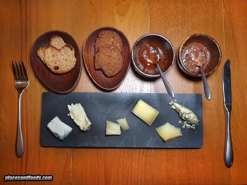 pru phuket cheese platter