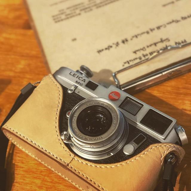 Leica Elmar 50mm f2.8 研究