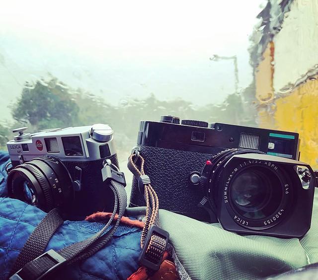 Leica M9P上的11663