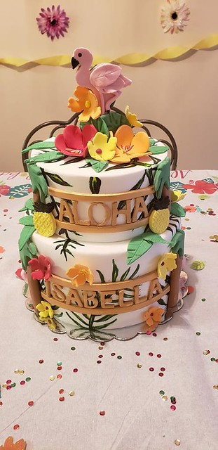 Cake by Fabulous Cakes & More
