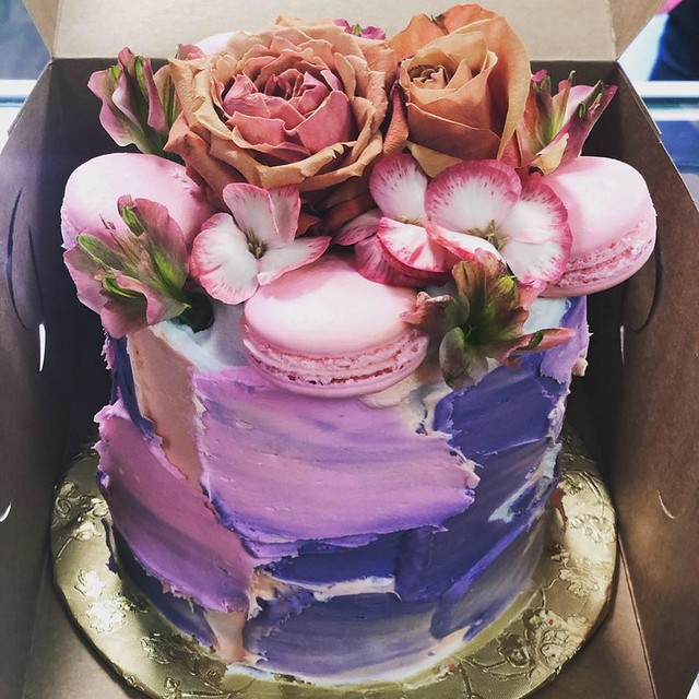 Cake by D&D Cakes and More