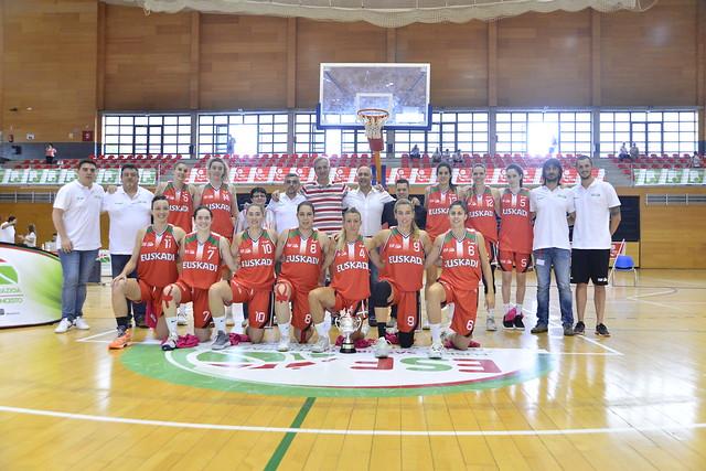 07/07/2019 Torneo Ciudad de Barakaldo: Entrega de Trofeos