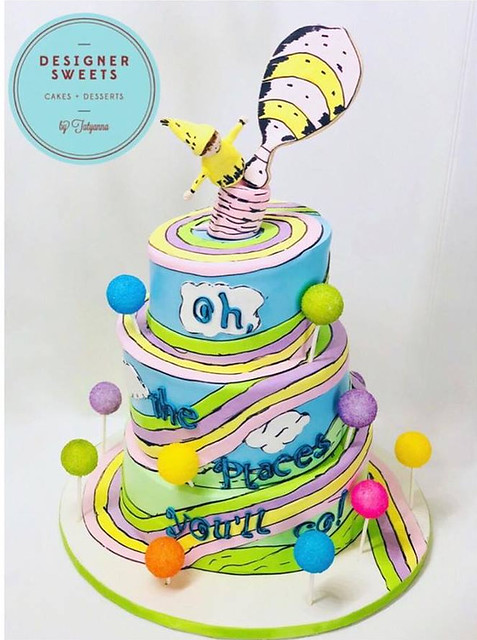 Cake by Designer Sweets