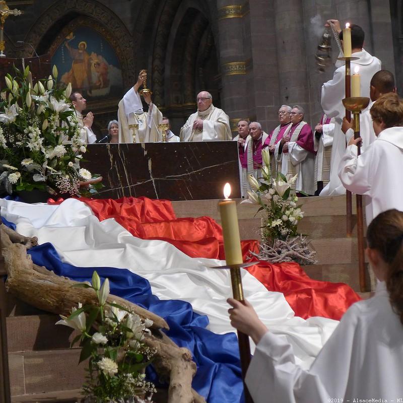 Messe pour la France 2019
