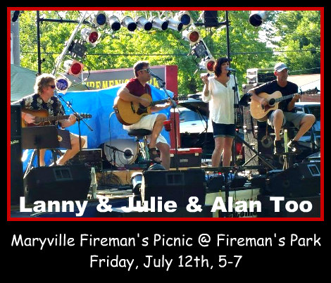 Lanny & Julie & Alan Too 7-12-19