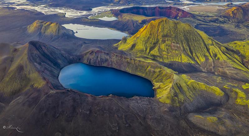 Volcano Lake