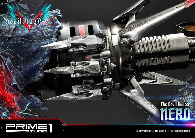 Prime 1 Studio《惡魔獵人5》Ultimate Premium Masterline 尼祿(ネロ)1/4比例雕像 一般版 / DX版