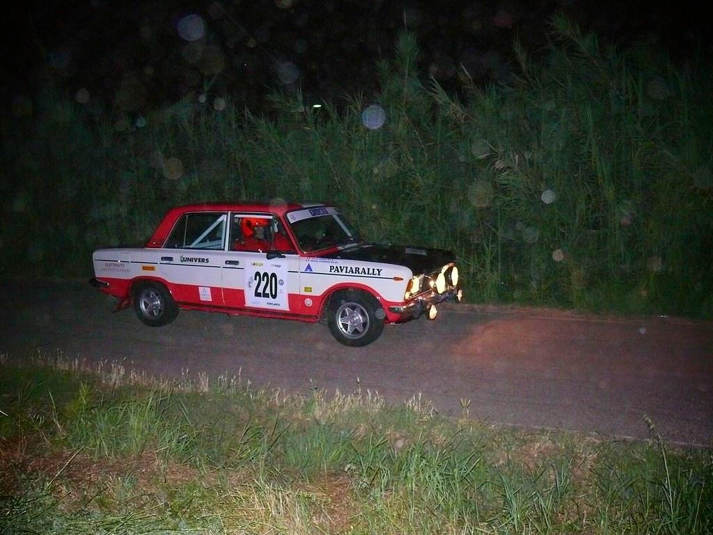 220 VERRI CARLO - CARENA WALTER 4° FIAT 125 S