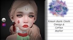 [BeeJay] Kawaii Apple Cheek
