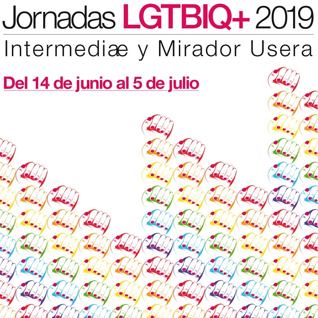 Jornadas LGTBIQ+ 2019/ Intermediae y Mirador Usera