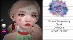 [BeeJay] Kawaii Strawberry Cheek