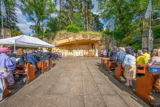 Hednesford Pilgrimage  2019