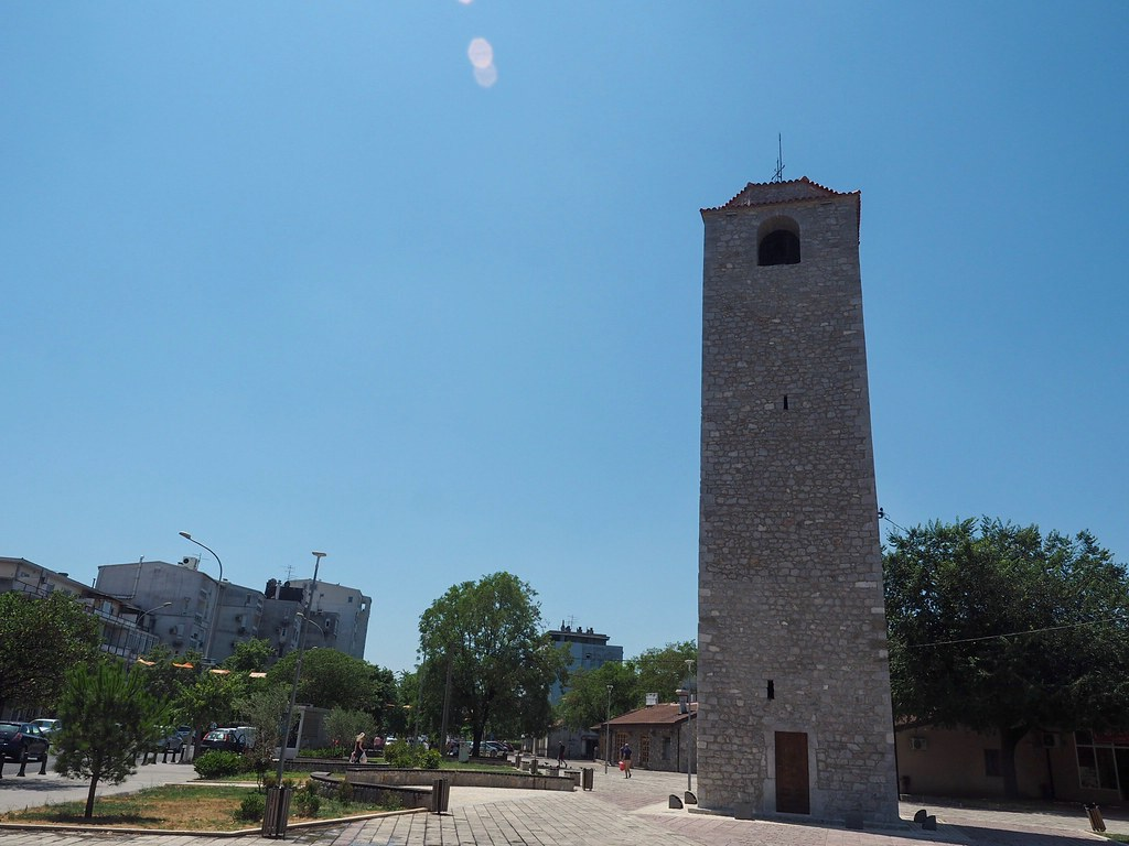 Podgorica Old town