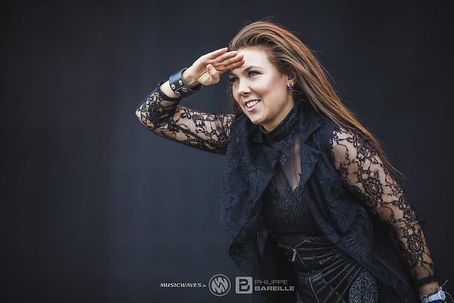 Amaranthe @ Knotfest 2019, Paris | 20/06/2019