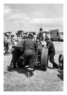 FILM - Passing time at the steam rally | by fishyfish_arcade