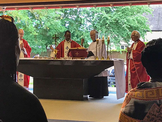 National Caribbean Pilgrimage to the Shrine of Our Lady of Walsingham