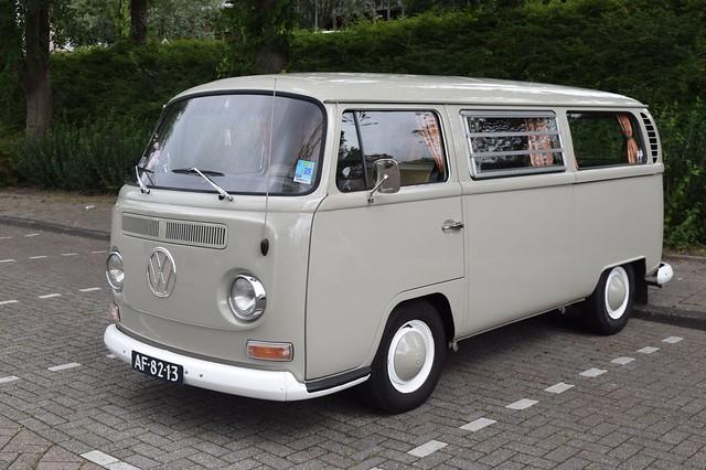 Volkswagen Transporter 211011 1970