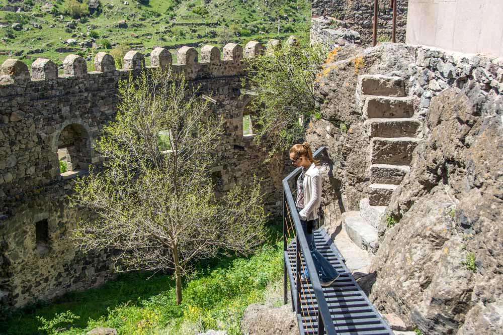 Крепость Кертвиси