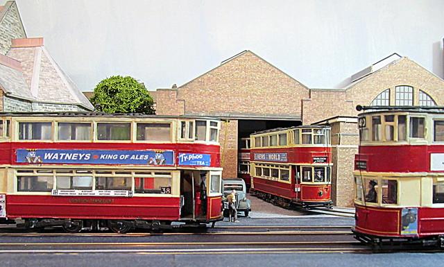 Kennington tram depot