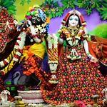 ISKCON Nasik Deity Darshan 08 July 2019