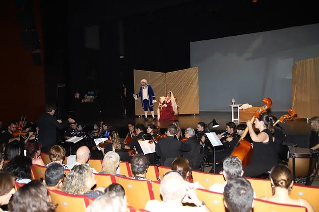 Opera Bodas de Figaro.