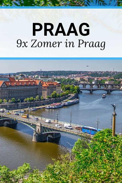Praag in de zomer: 9 tips voor een zomer in Praag | Mooistestedentrips.nl