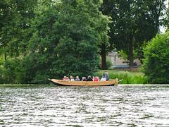 Nog een boot vol chauffeurs