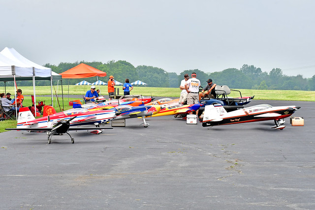 Nats 2019: RC Scale Aerobatics (IMAC)