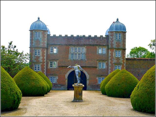 The Gatehouse Burton Agnes Hall...