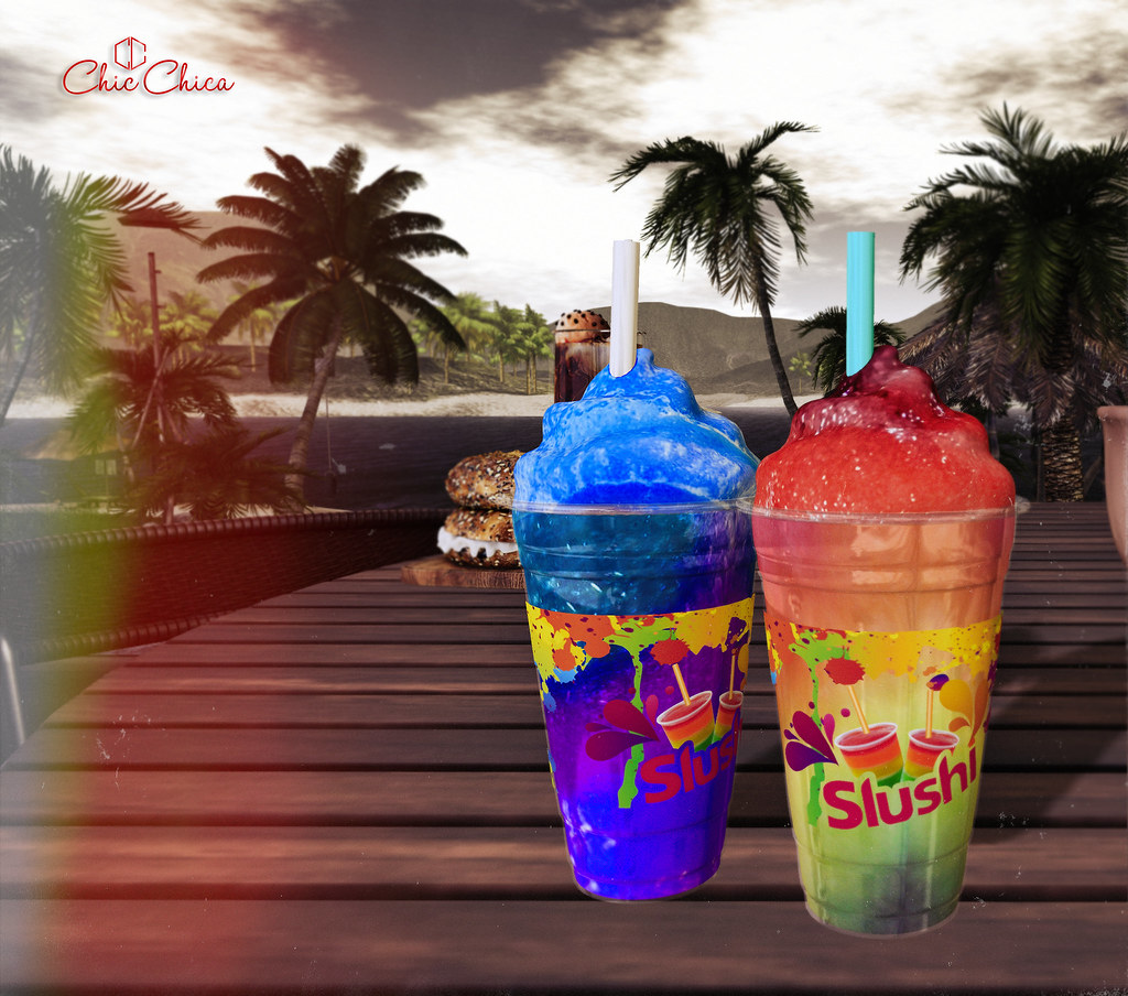 Slushies by ChicChica @ Collabor88
