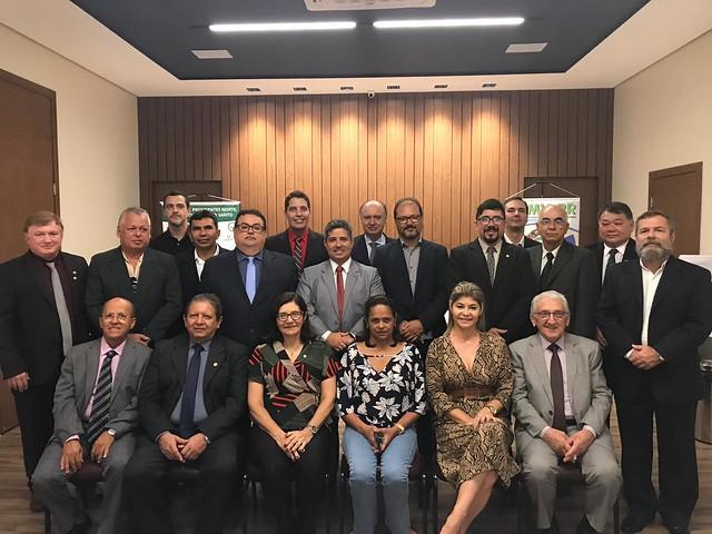 04 e 05-07-2019 – XXV Câmara de Presidentes Norte, Nordeste e Espírito Santo - Boa Vista-RR