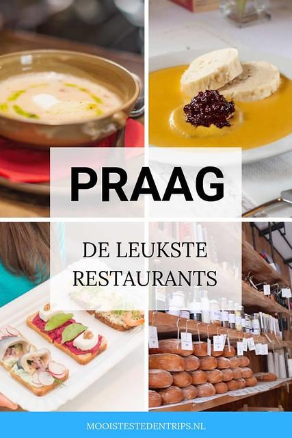 De leukste restaurants in Praag | Mooistestedentrips.nl