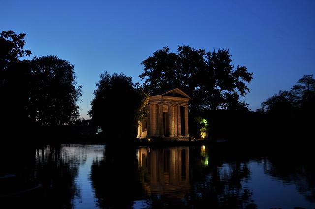 A Roman evening