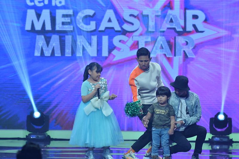 Ceria Megastar Ministar