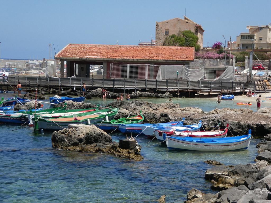 Sferracavallo, Sicily