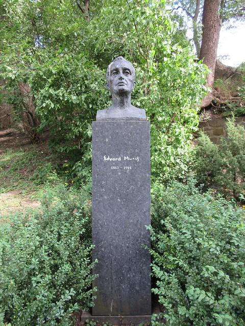 Munch grave