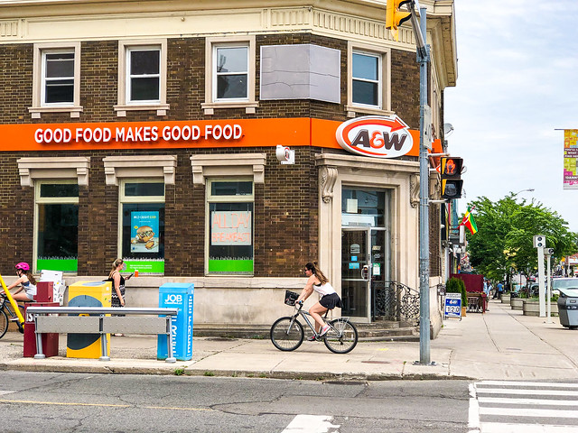 Beyond Meat Sausage & Egg Sandwich: Tim Hortons vs A&W