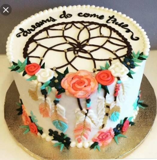 Cake by Camilla Monyela