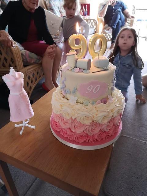Cake by Amanda Andrew