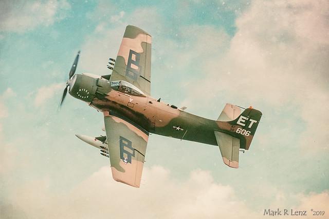 Douglas AD-6 / A-1H Skyraider