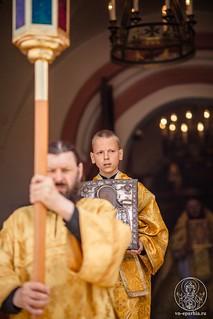 07.07.2019 | Литургия в Иверском монастыре